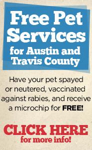 Free Pet Services