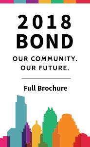 2018 Bond Brochure