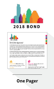 2018 Bond One Pager