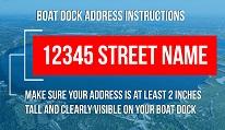 How big should my address be?