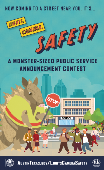 Lights, Camera, Safety PSA Contest