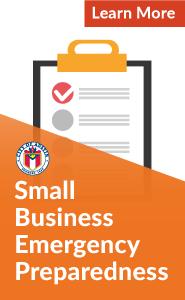 Small Business Emergency Preparedness