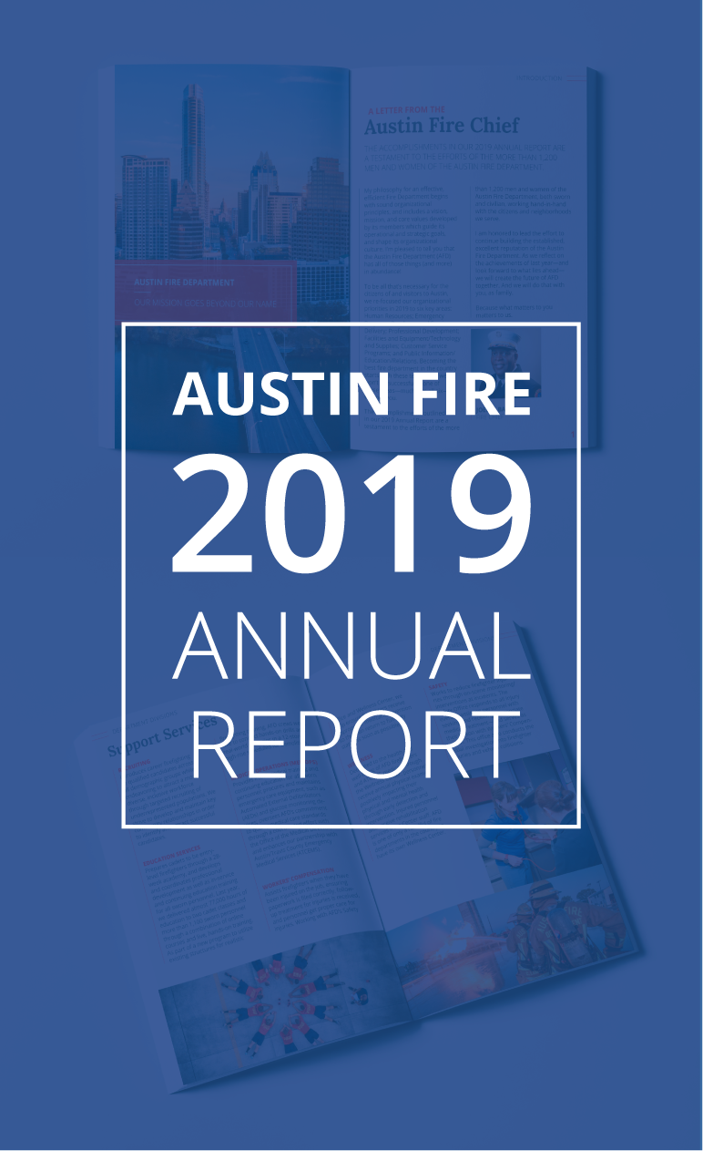 Austin Fire Annual 2019 Report