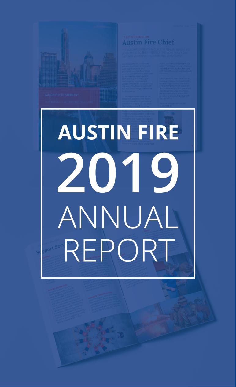 Austin Fire Annual 2019 Report