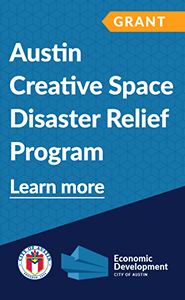 Austin Creative Space Disaster Relief Program