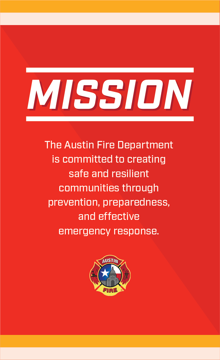 Austin FIre Mission
