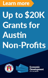 Austin Non-Profit Relief Grant