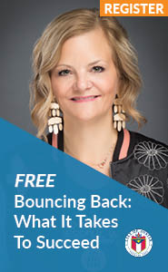 Bouncing Back: What it takes to Succeed