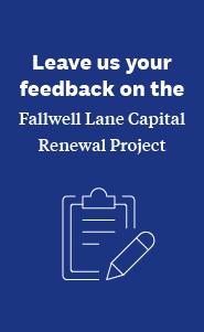Fallwell Lane Capital Renewal Project