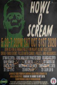 Howl-O-Scream Event