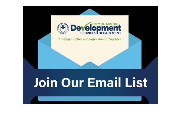 email signup - left side