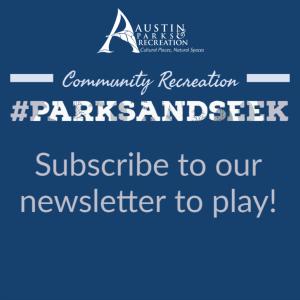 Parks and Seek Hancock Recreation Center