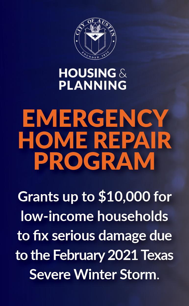 Emergency Home Repair Programs