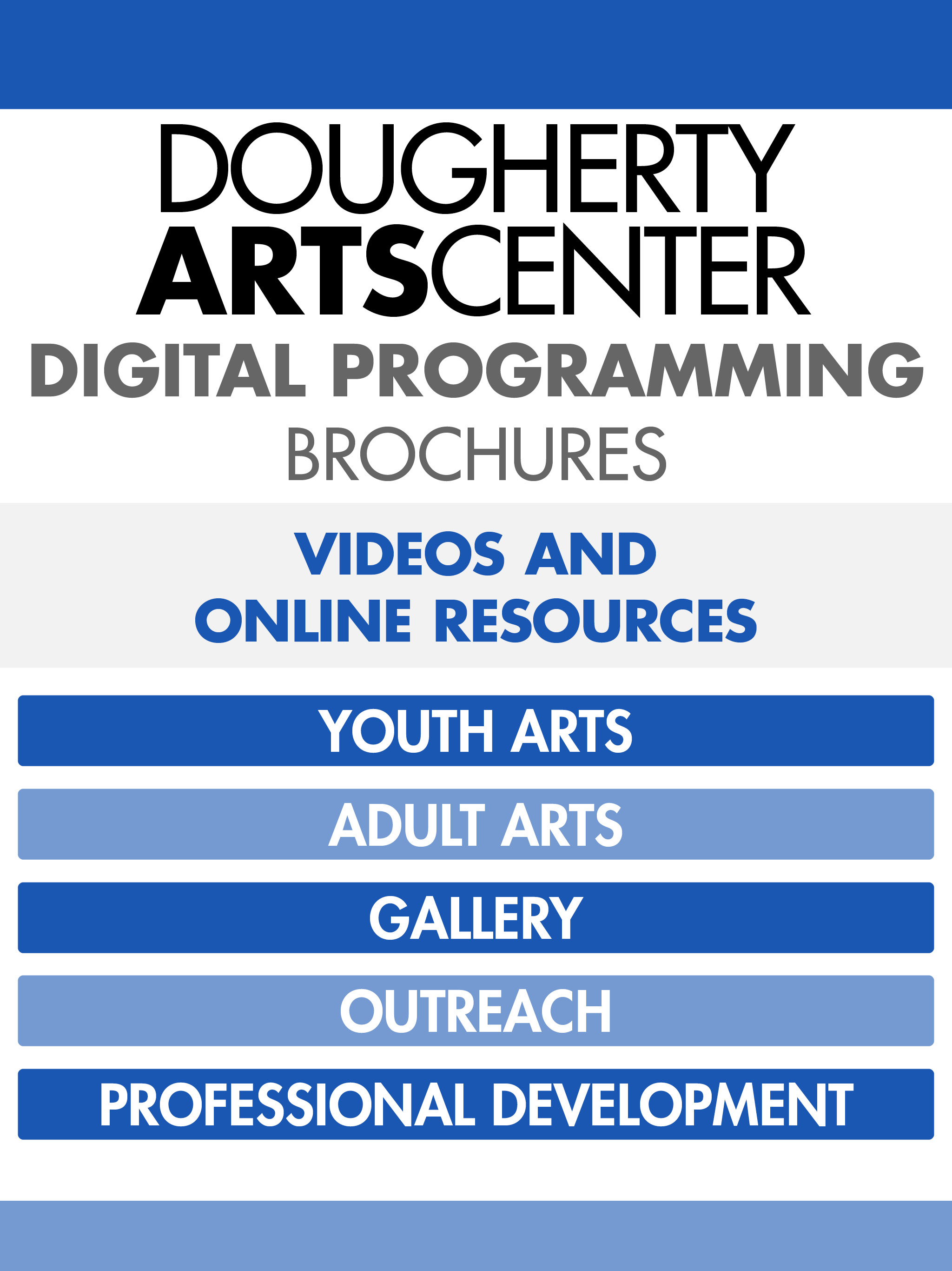 Digital Programming Brochures