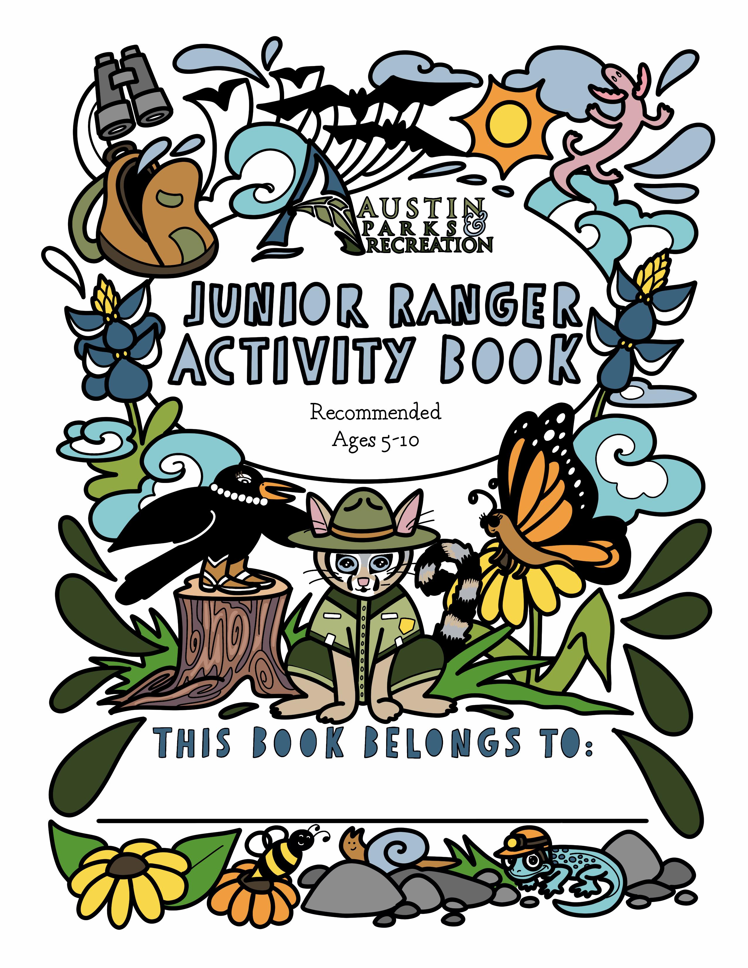 Junior Ranger Activity Book