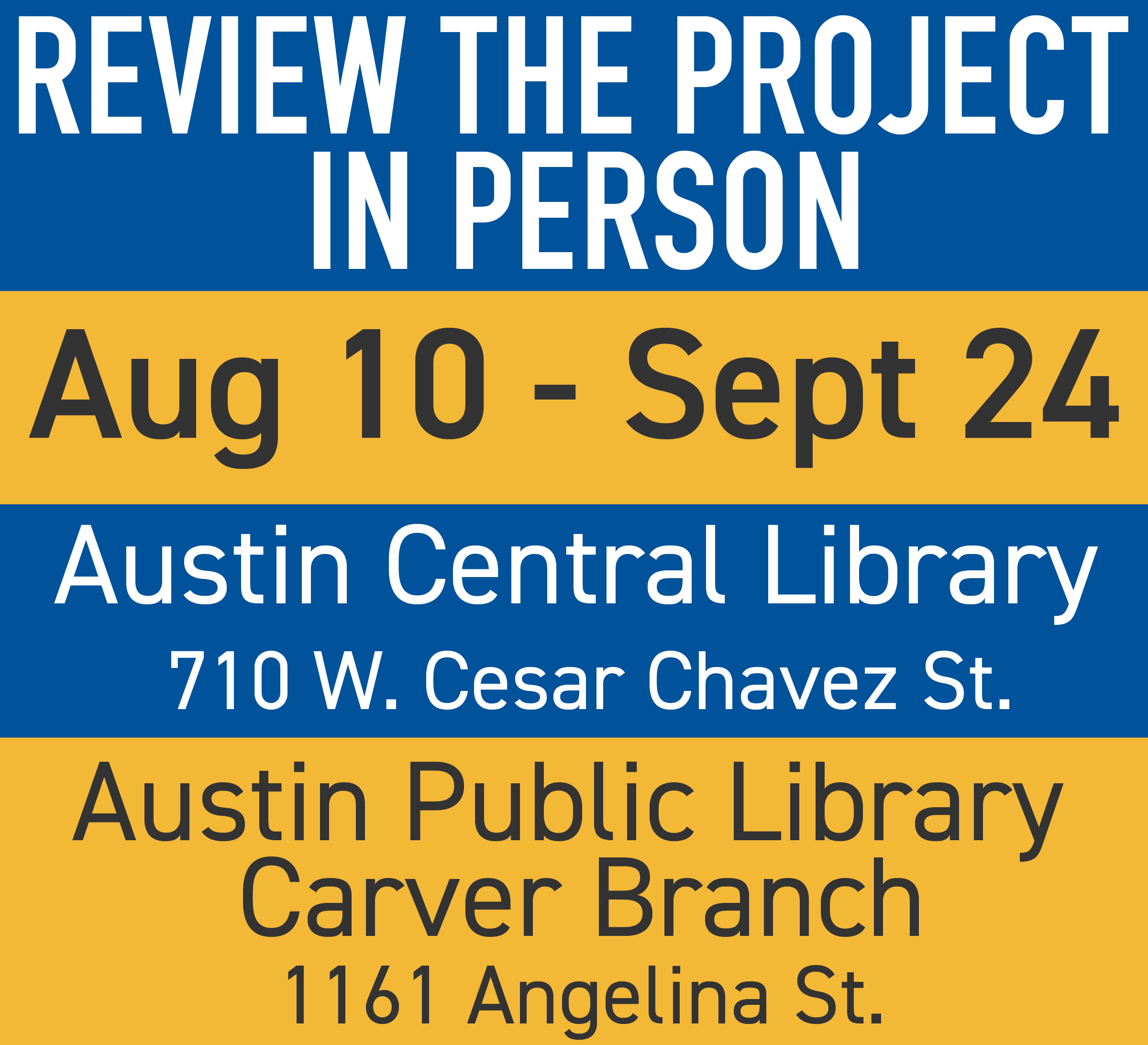 I-35 Library Open House