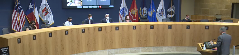 Video: Aug. 31 Austin City Council discussion of I-35