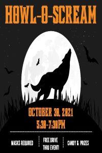 Howl-O-Scream 2021 Event