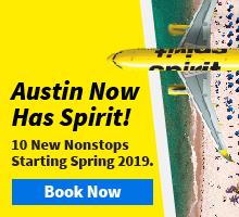 Nonstop Flights Out of Austin   Austin-Bergstrom