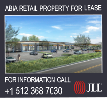 AUS retail for lease