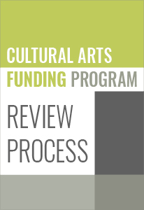 Cultural Funding Program Review Process