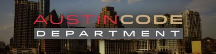 Austin Code Department