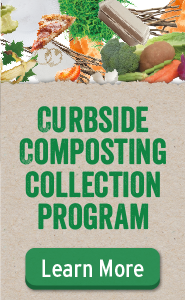 Curbside composting