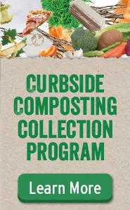 Curbside composting