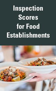 Food Establishment Inspection Scores