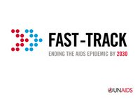 Graphic of Fast Track Cities Logo