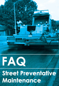 FAQ Street Preventative Maintenance