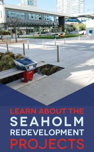 Learn about the Seaholm Redevelopment Projects