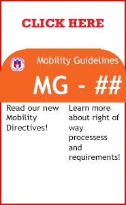 Mobility Guidelines