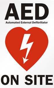 AEDs & Approved Medical Equipment