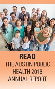 Austin Public Health 2016 Annual Report
