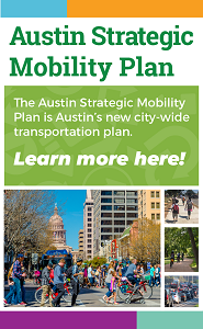 Austin Strategic Mobility Plan