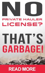 Private Hauler Licensing Program