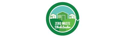Zero Waste Block Leader Logo