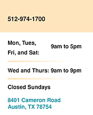 Asian American Resource Center Contact - Hours