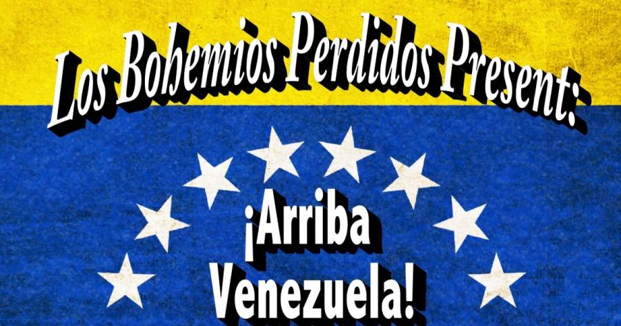 Arriba Venezuela