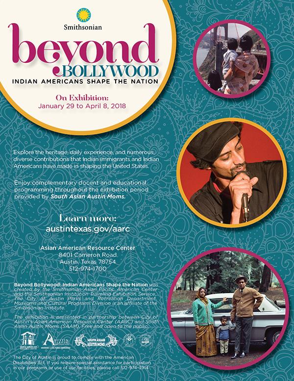 Beyond Bollywood Poster
