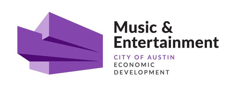 City of Austin Music & Entertainment logo