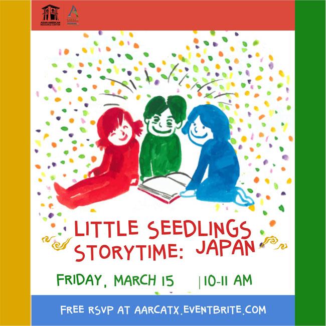 Little Seedlings Storytime: Japan
