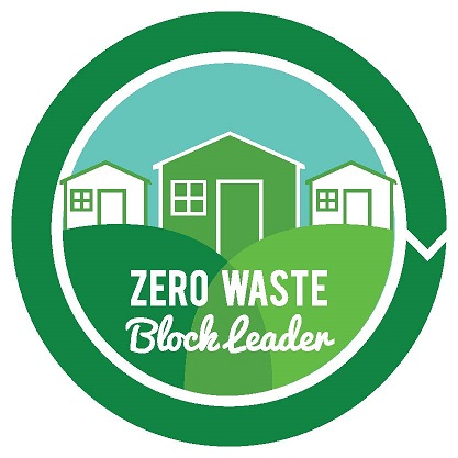Be a Zero Waste Block Leader - Mix & Mingle with your neigbhors about recycling
