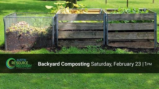 Composting - February 23