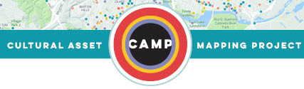Logo - CAMP: Cultural Asset Mapping Project