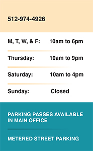Carver Museum Contact and Parking Information