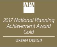 National Planning Achievement Award Urban Design