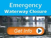 Emergency Waterway Closure