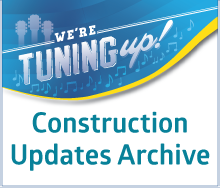 Construction Update Archive